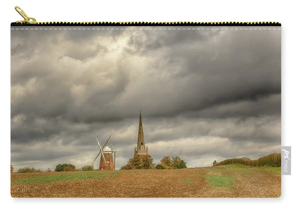 Thaxted - An English Countryside View Carry-all Pouch