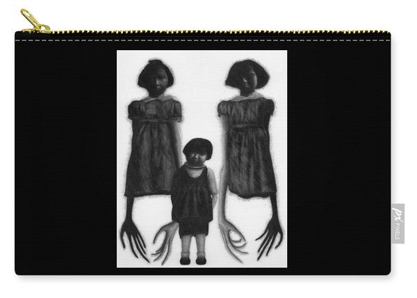 The Abberant Sisters - Artwork Carry-all Pouch
