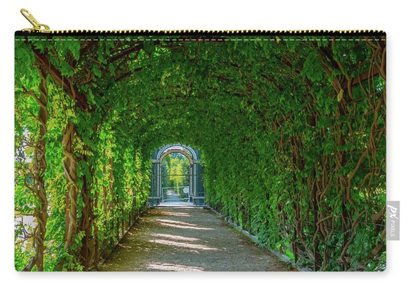 The Alley Of The Ivy Carry-all Pouch