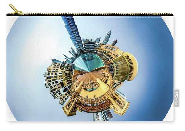 The Amazing Burj Khalifa Carry-all Pouch