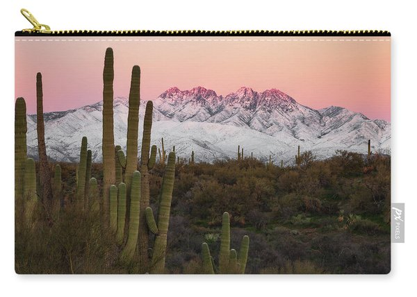 The Arizona Alps Carry-all Pouch