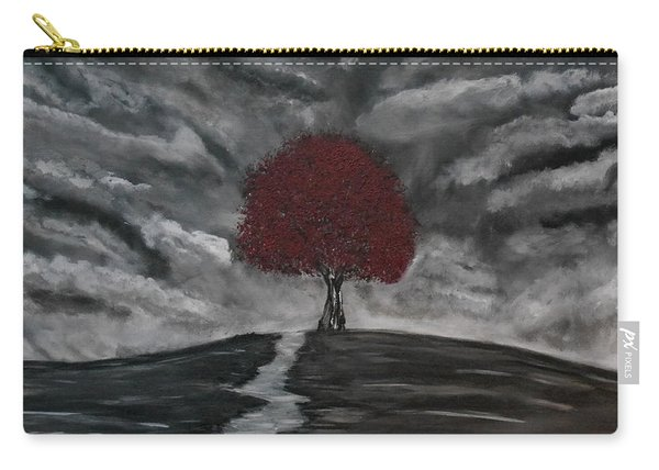 The Art Of Life Carry-all Pouch