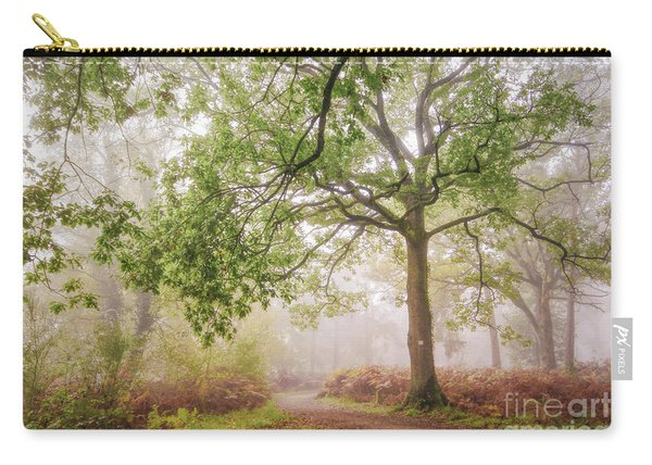 The Autumn Path Carry-all Pouch