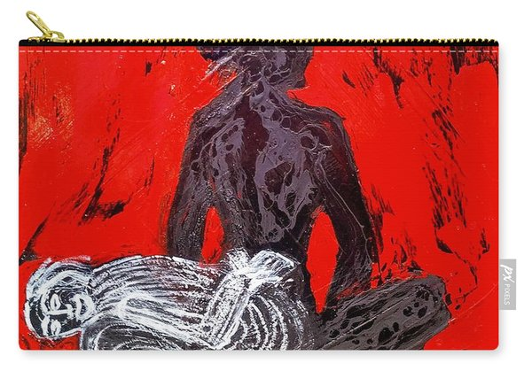 The Blood Hot Fantasy Carry-all Pouch