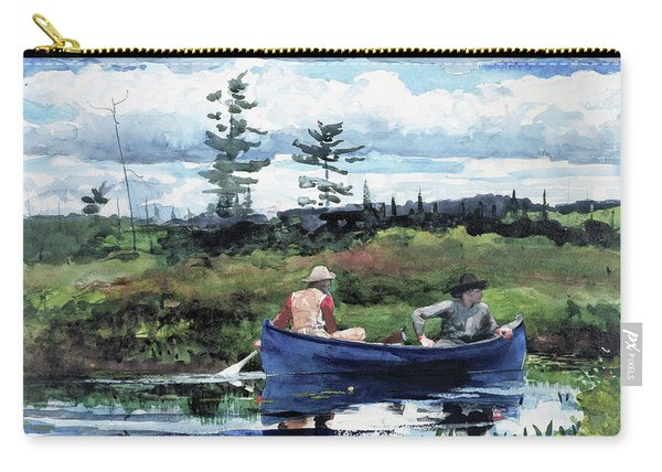 The Blue Boat - Digital Remastered Edition Carry-all Pouch