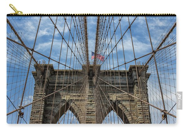 The Brooklyn Bridge Carry-all Pouch