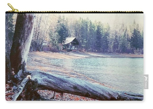 The Cabin Carry-all Pouch