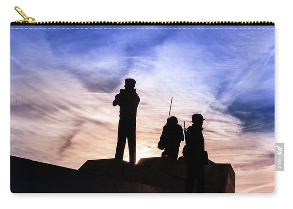 The Canadian Peacekeepers Carry-all Pouch