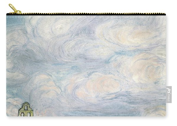 The Cemetery Of Avila Carry-all Pouch