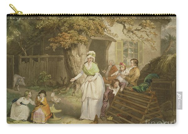 The Citizens Retreat, 1796 Carry-all Pouch