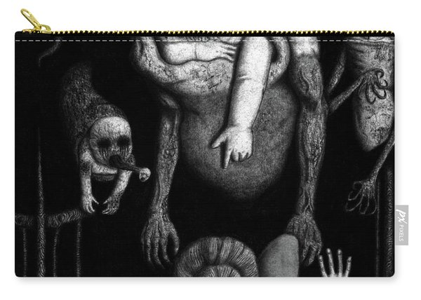 The Corrupted - Artwork Carry-all Pouch