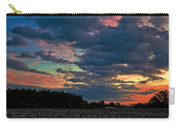 The Cotton Field  Carry-all Pouch