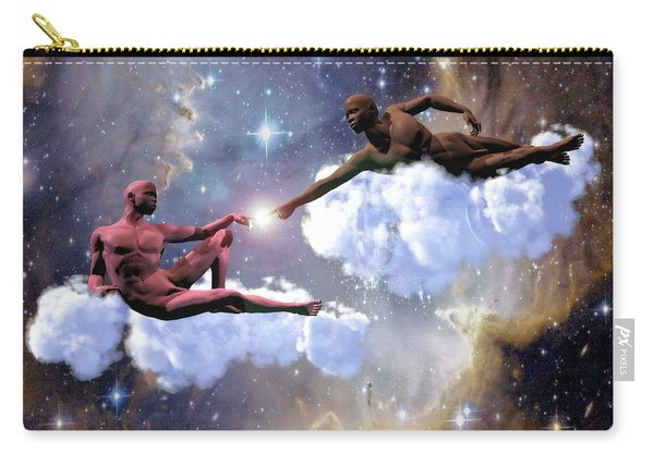 The Creation Carry-all Pouch