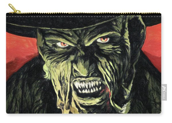 The Creeper Carry-all Pouch