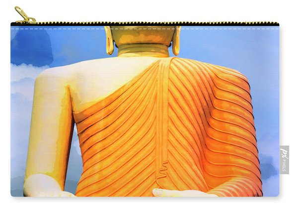 The Dharma Path Carry-all Pouch