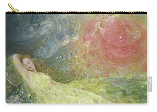 The Dream Of Venus Carry-all Pouch
