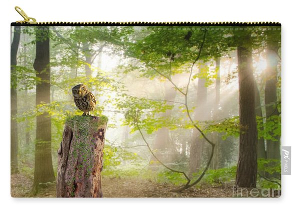 The Enchanted Forrest Carry-all Pouch