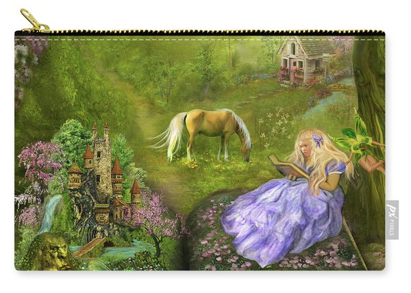 The Fairy Tale Carry-all Pouch