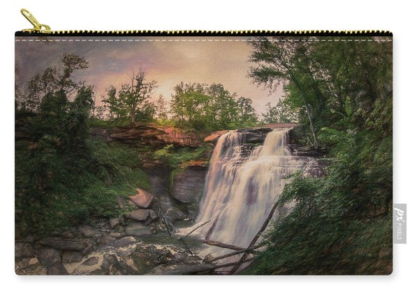 The Falls Carry-all Pouch
