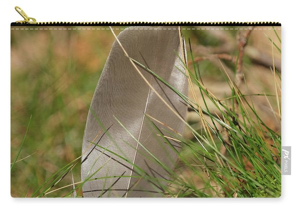 The Feather Carry-all Pouch