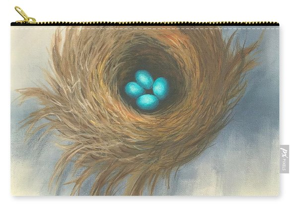 The Four Sisters Carry-all Pouch