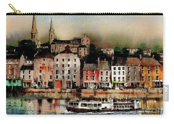 The Galley Off New Ross, Wexford Carry-all Pouch