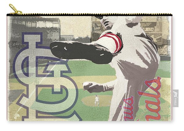 The Gashouse Gang - St. Louis Cardinals Carry-all Pouch
