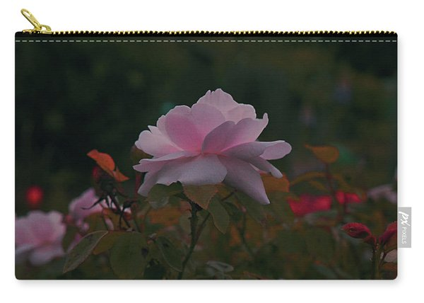 The Glowing Rose Carry-all Pouch