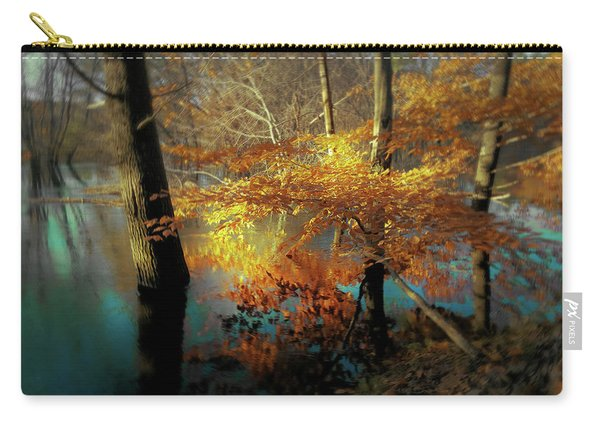 The Golden Bough Carry-all Pouch