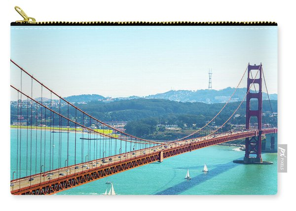 The Golden Gate Bridge I Carry-all Pouch