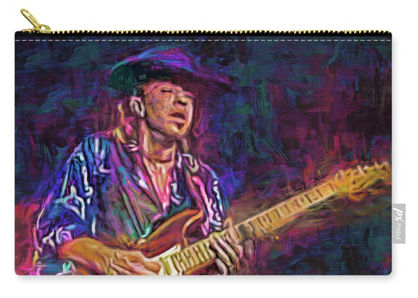 The Great Stevie Ray Vaughan Carry-all Pouch