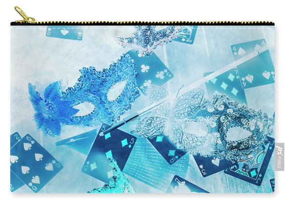 The Illusion Gala Carry-all Pouch