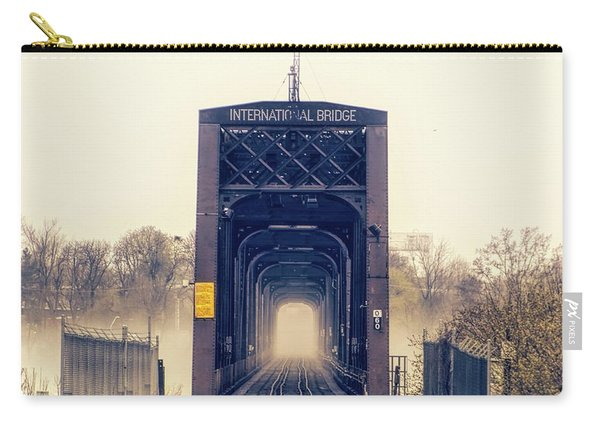 The Internation Railroad Bridge Carry-all Pouch