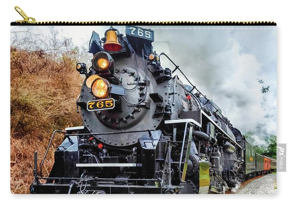 The Iron Horse  Carry-all Pouch