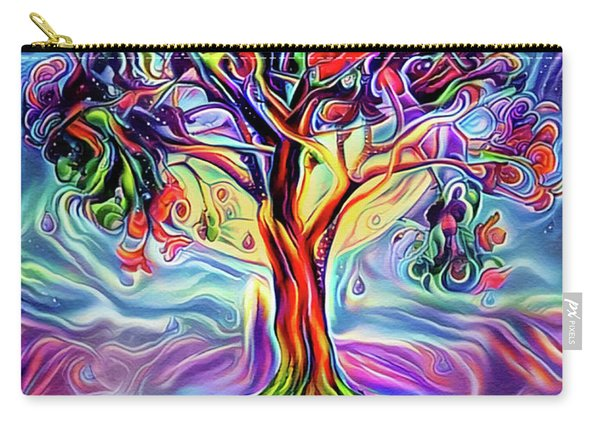 The Joseph Tree Carry-all Pouch