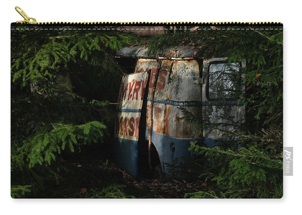The Junk Yard Carry-all Pouch
