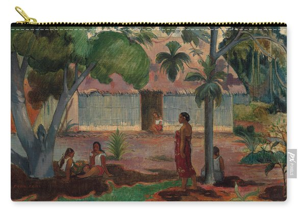 The Large Tree, 1891 Carry-all Pouch