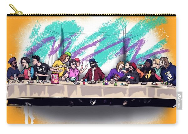 The Last 90s Supper Carry-all Pouch