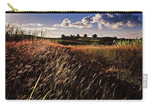 The Last Grassy Field, Trinidad Carry-all Pouch