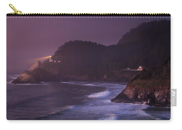 The Light From Heceta Head Carry-all Pouch