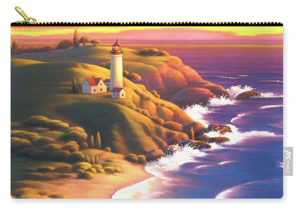 The Light House  Carry-all Pouch