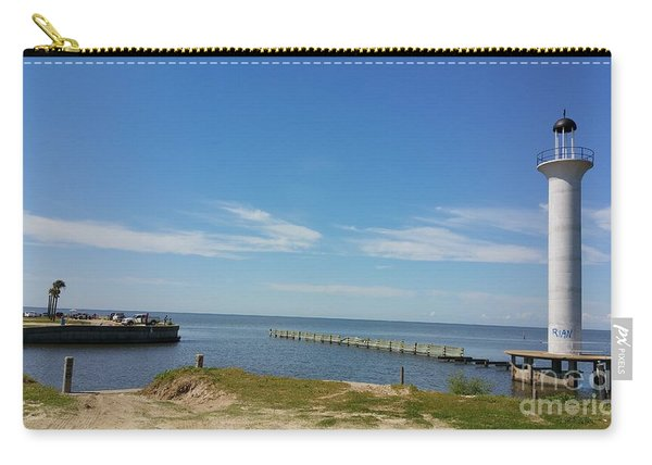 The Lighthouse Biloxi Ms Carry-all Pouch