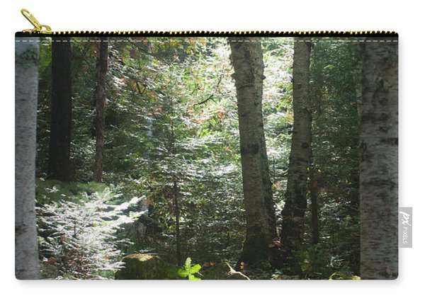 The Living Forest Carry-all Pouch