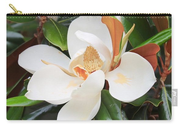 The Loveliest Magnolia Carry-all Pouch