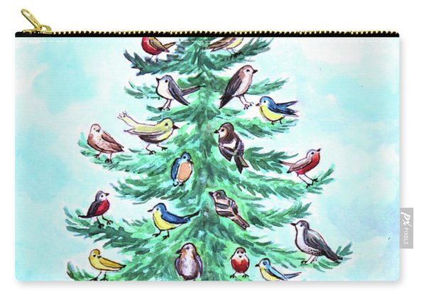 The Magical Christmas Tree Carry-all Pouch