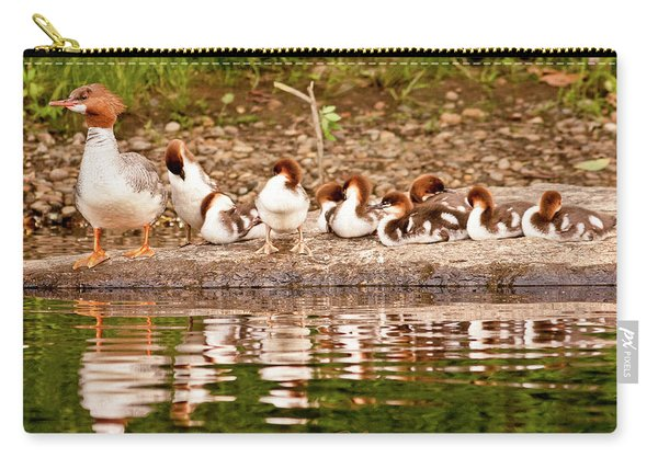 The Merganser Team Carry-all Pouch