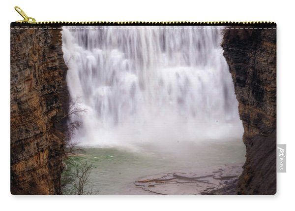 The Middle Falls Carry-all Pouch