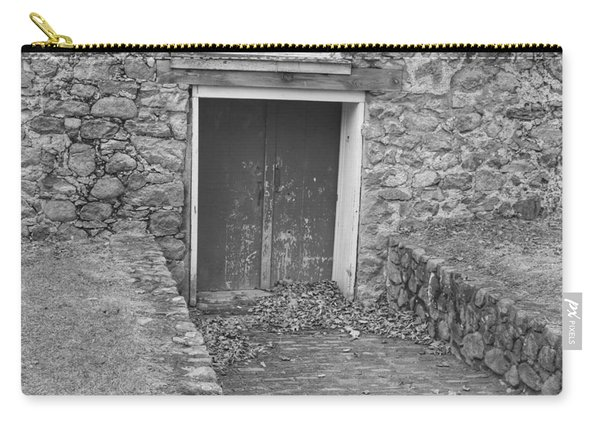 The Mill Door - Waterloo Village Carry-all Pouch