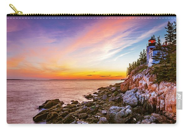 The Moment Of Sunset Carry-all Pouch