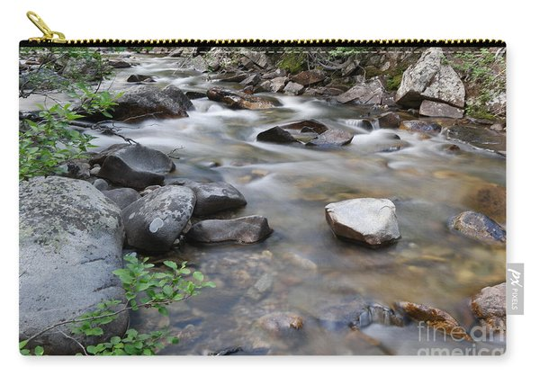 The Music Of Water Carry-all Pouch